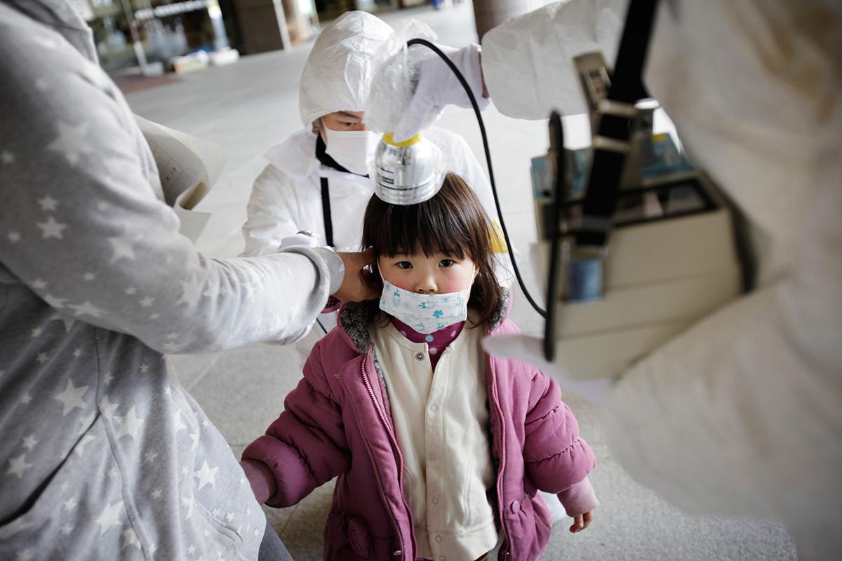 © Christoph Bangert Fukushima City, March 24, 2011
